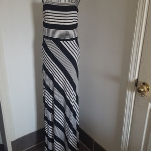 Cynthia Rowley strapless dress